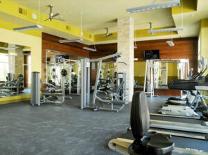Midtown commons at crestview 1 fitness center