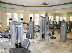 Colonial Grand at Canyon Creek 2006 fitness center