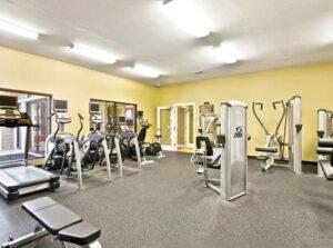 Hunt Club Apartments Gym