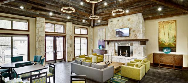 Lakeline East Apartments Lounge