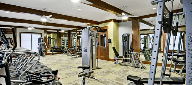 Lakineline East Fitness Center
