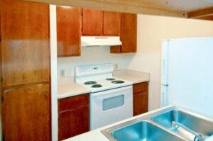 westwind apartments kitchen