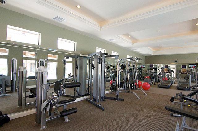 Muir Lake Gym