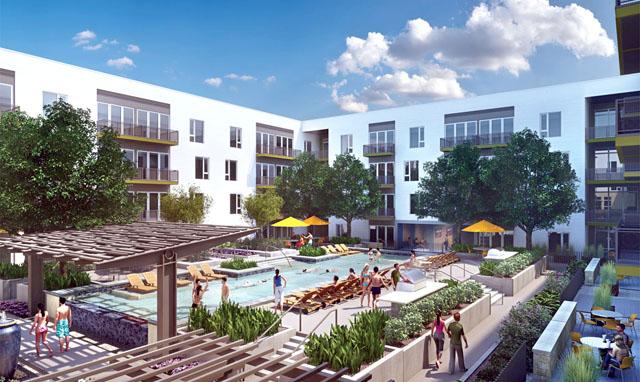 Sabina Apartments Pool