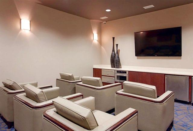 Sabina Movie Room