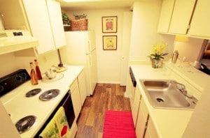 northwest hills apts kitchen