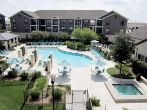 Villas Tech Ridge Pfluggerville apts