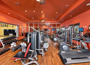 Monterra Apartments Fitness