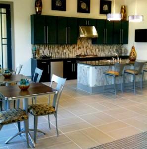 Ten Oaks Apartments Kitchen