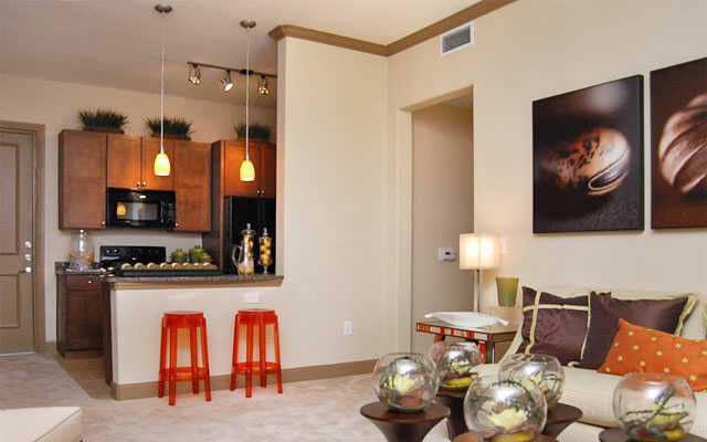 3500 west lake living room