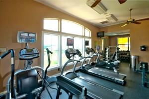 Post Barton Creek Gym