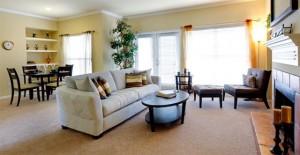 Sendera Barton Creek Living room