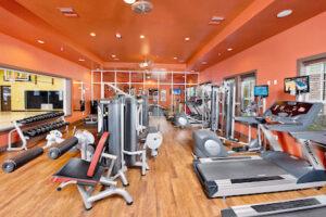 The Monterra Gym