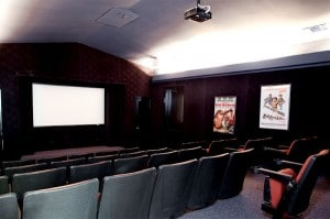 The Ranch Apartments Movie Theater