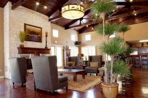 The Ranch Lobby