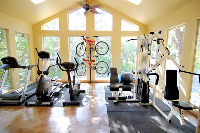 Windsor at Barton Creek gym