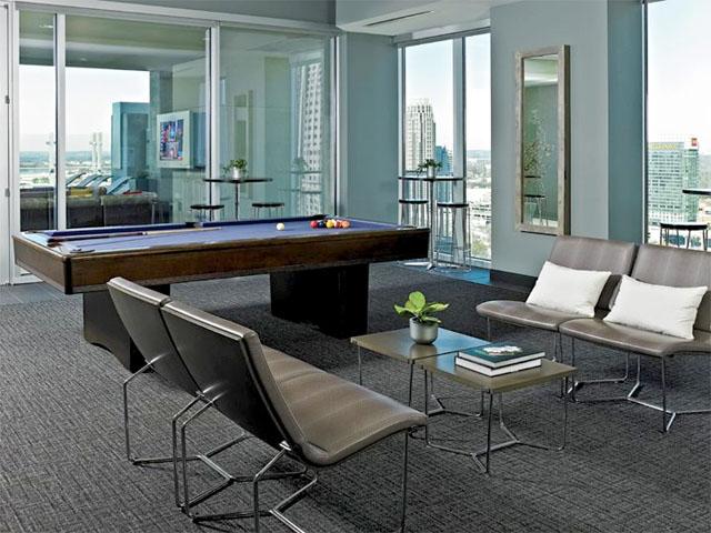 Skyhouse Austin Resident Lounge 2