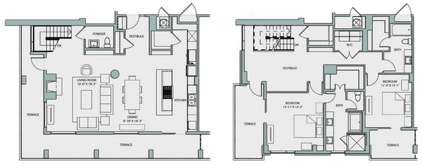 The Catherine Penthouse 1