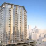 seven high rise austin building
