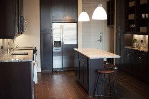 the Catherine kitchen