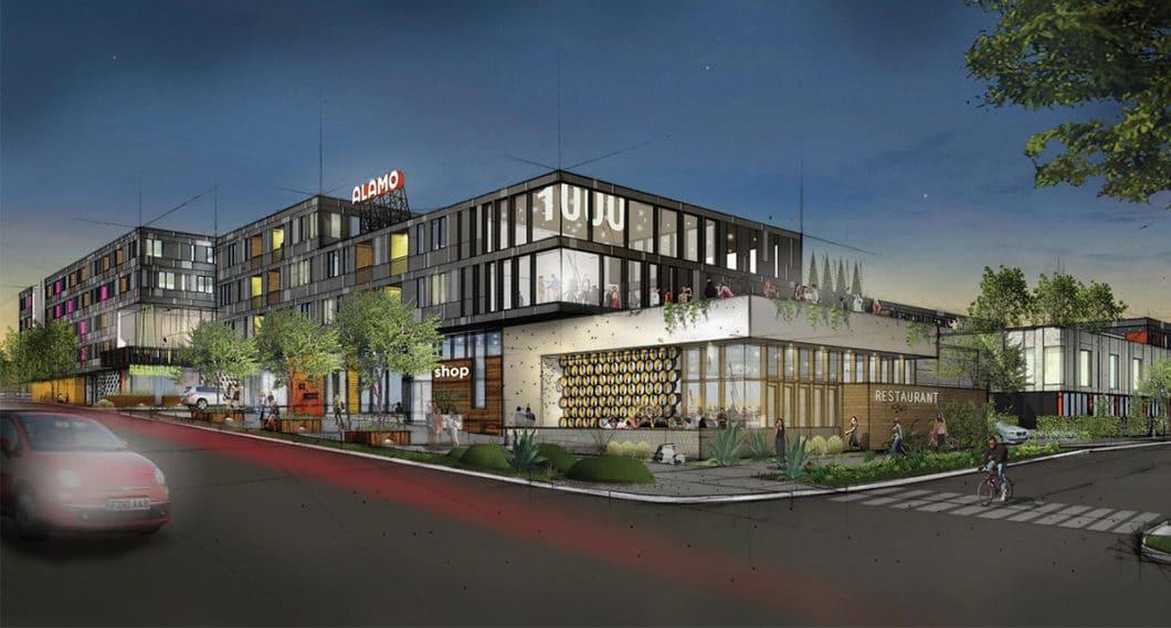 Lamar Union Austin Luxury Apartments By Mk