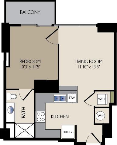 11F1 Floor Plan