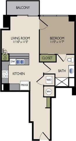 11F2 Floor Plan