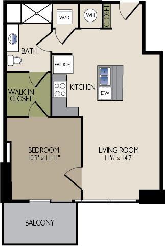 11F4 Floor Plan