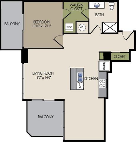 11F8 Floor Plan