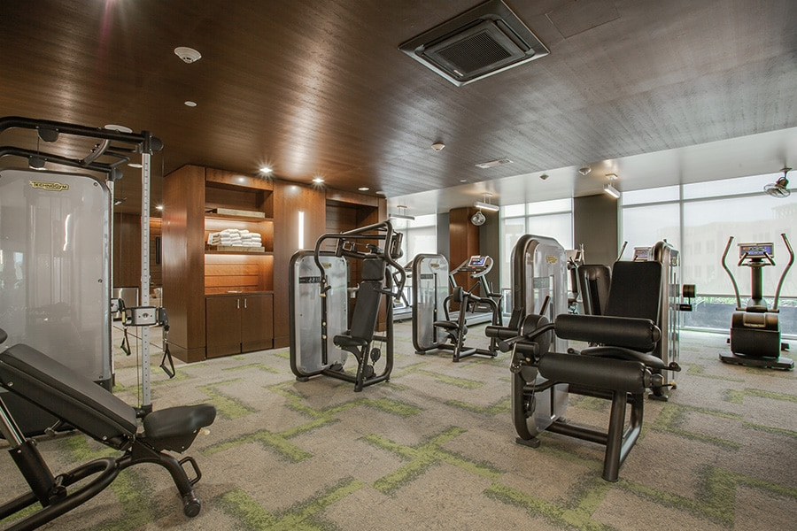 The Catherine Fitness Center 2