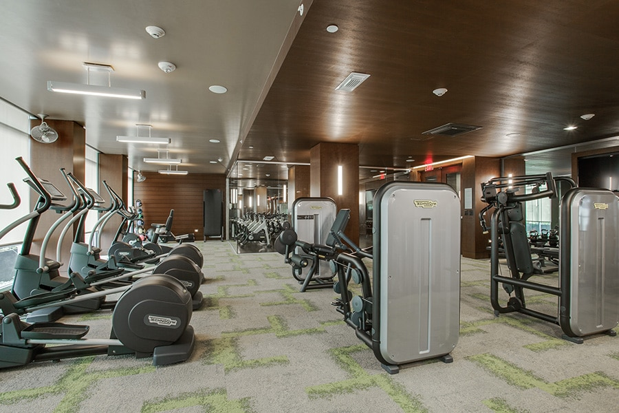 The Catherine Fitness Center 3