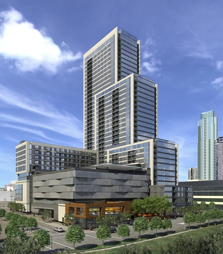 Northshore Austin High Rise