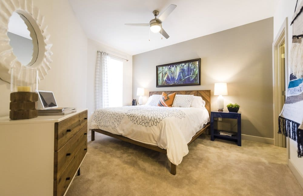 7East Model Bedroom