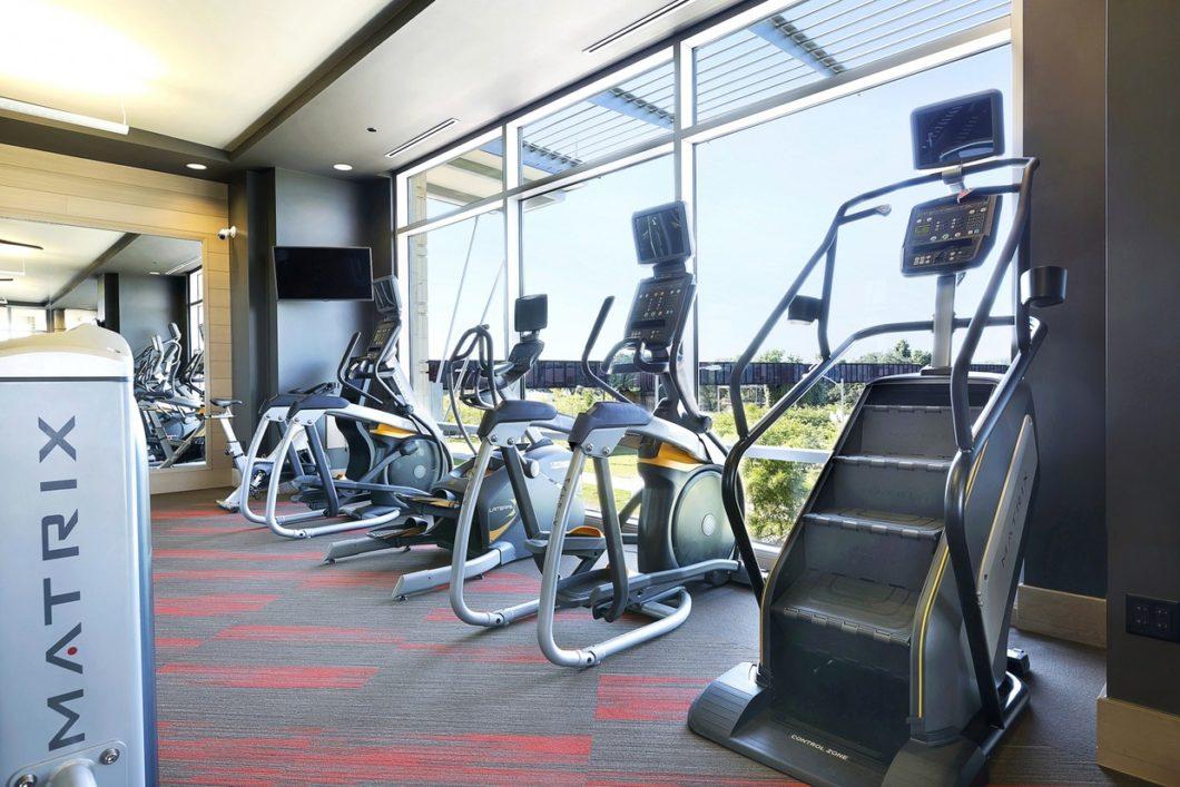 Gables Park Tower Gym