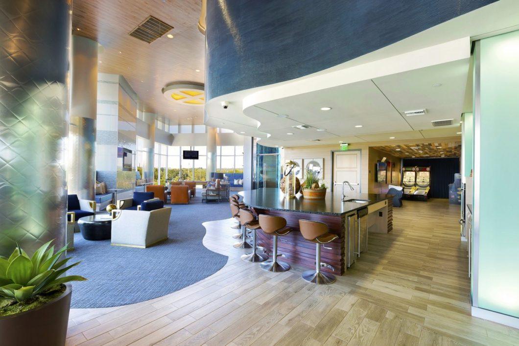 Gables Park Tower Lounge
