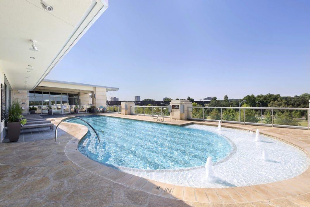 Gables Park Tower Pool 2