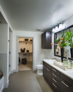 Northshore Model Bathroom