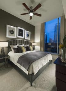 Northshore Model Bedroom