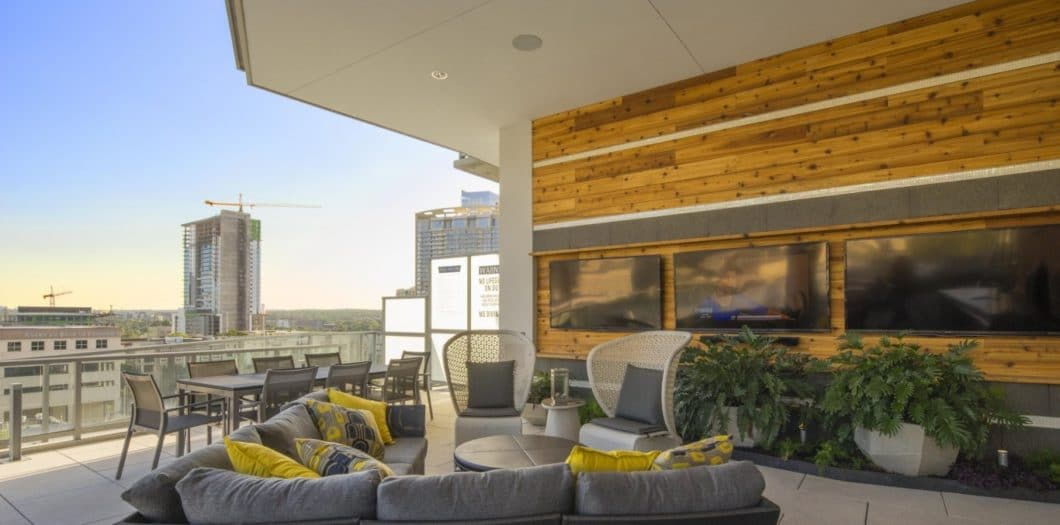 Seven Balcony Sitting Area