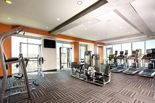Skyhouse Austin Gym