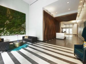 The Bowie Lobby