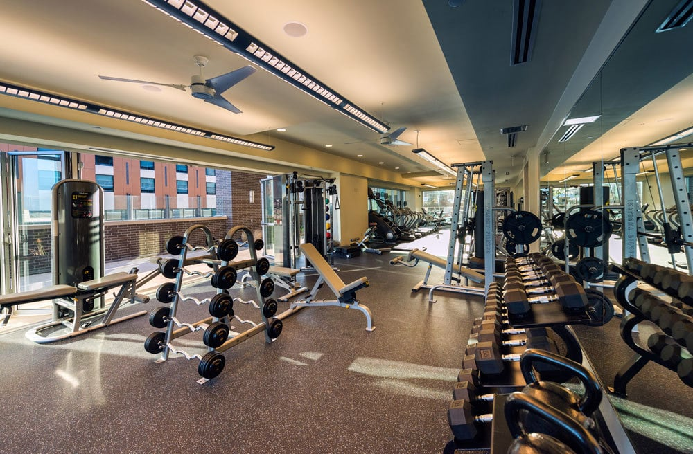 Whitley Gym