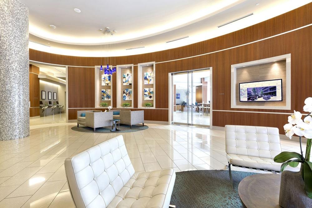 Whitley Lobby