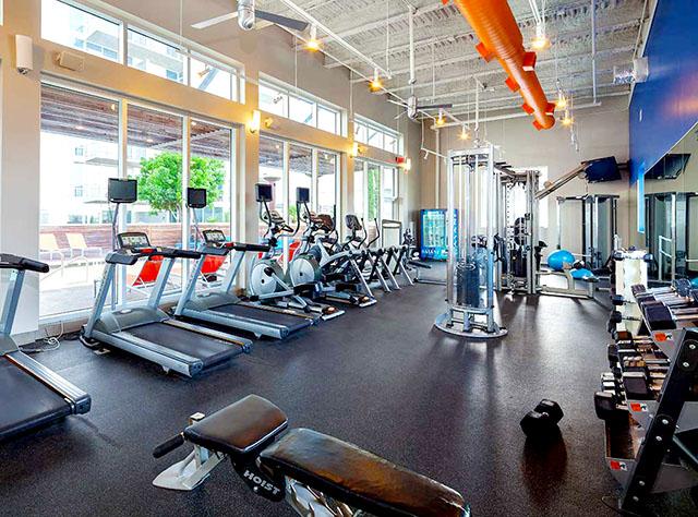 AML 2nd Gym