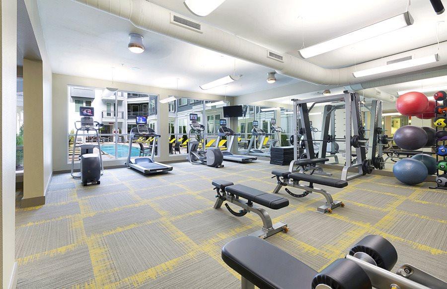 Burnet Flats Gym 2