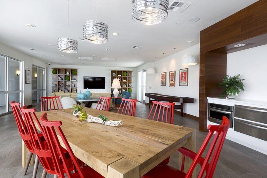 Burnet Flats Lounge 2