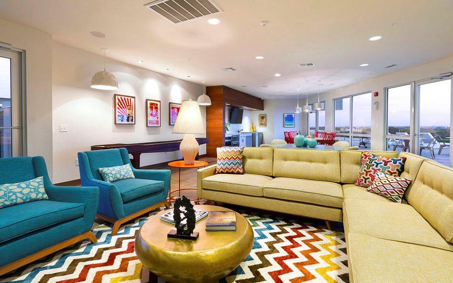 Burnet Flats Lounge