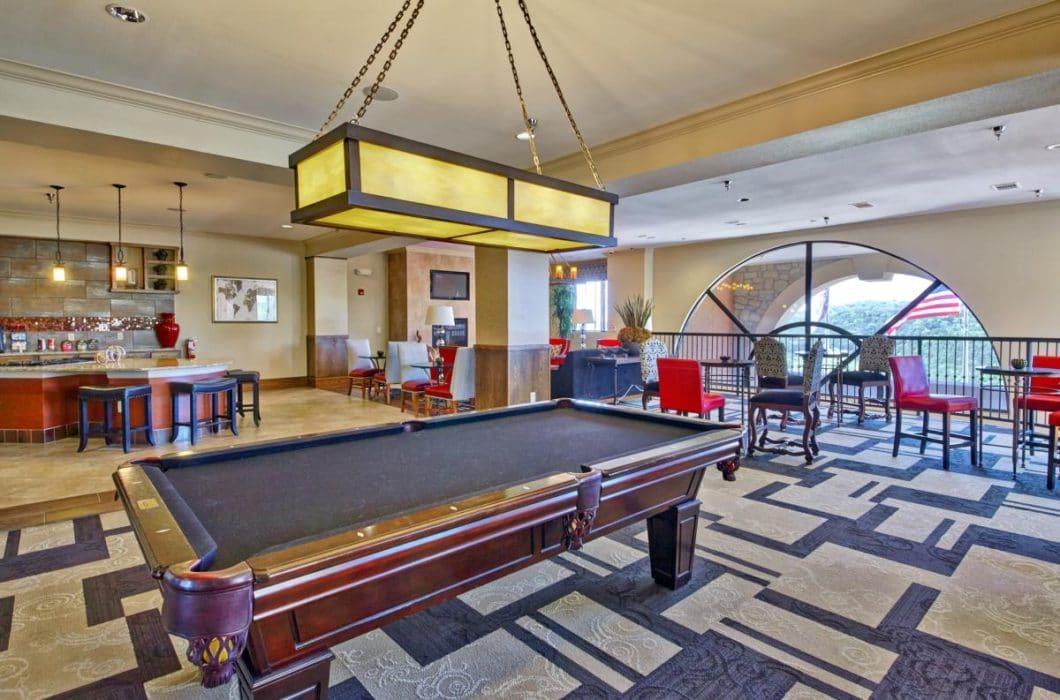 Westlake Vistas Clubroom