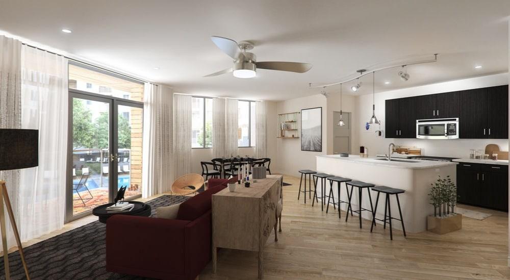 Elan Parkside Apartment