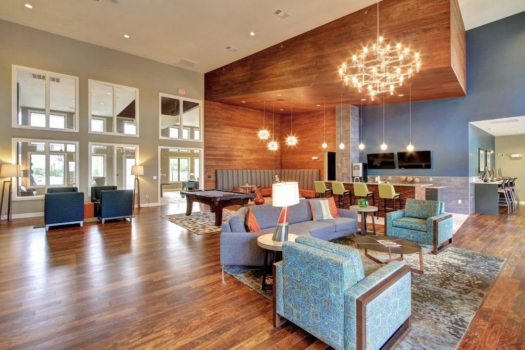 Lankmark Conservancy Lounge